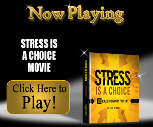 Stress Is a Choice Movie