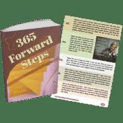 Forward Steps Self Improvement Products - 365 Forward Steps eBook