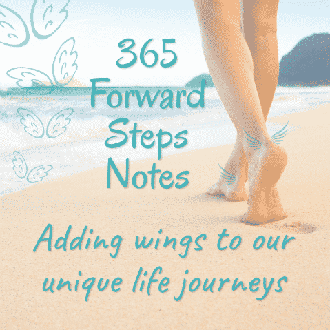 Get instant access to ALL the 365 Forward Steps Notes