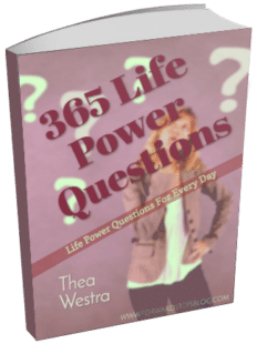 Forward Steps Self Improvement Products 365 questions ebook cover