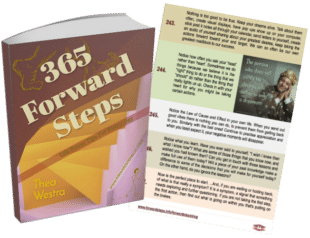 365 Forward Steps eBook cover