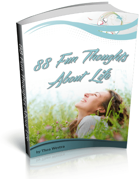 88 Fun Thoughts About Life free ebook