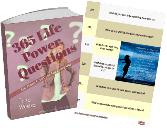 Purchase Your 365 Life Power Questions eBook