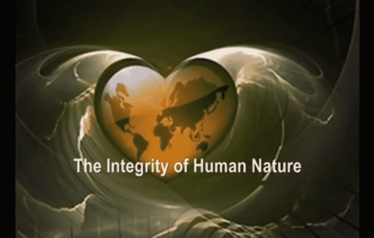 Embrace the integrity of human nature #forwardsteps http://www.forwardstepsblog.com/2009/06/healing-the-hearts-of-humanity-2009