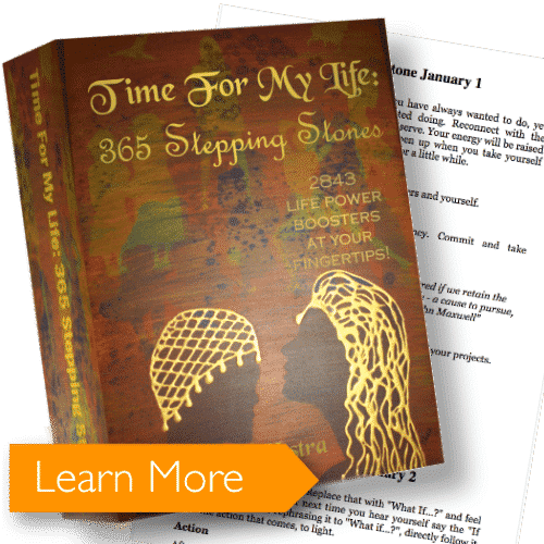 Time For My Life eBook cover