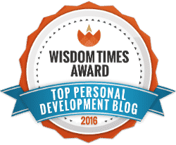 Wisdom Times Awards Top 100 Personal Development Blogs