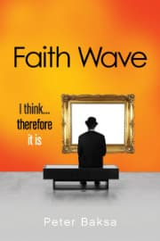 cover - Faith Wave by Peter Baksa