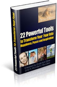 eBook Downloads - 22 Tools To Transform Fear