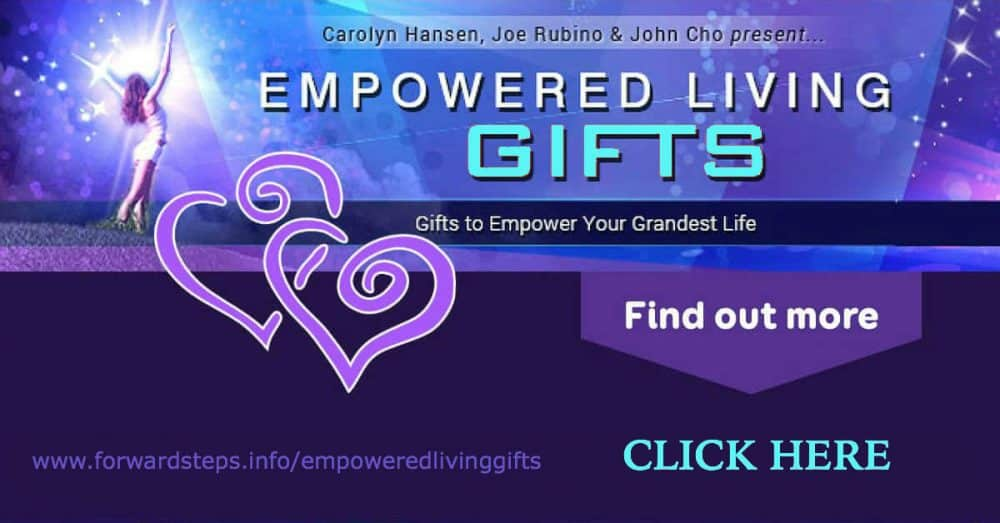 Free personal development gifts - Empowered Living free self improvement gifts