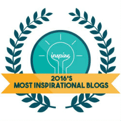 Top 50 Inspiration Blogs Logo