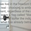 Live In Freedom Quote Image