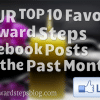 Top 10 Favorite Forward Steps Facebook Posts Image